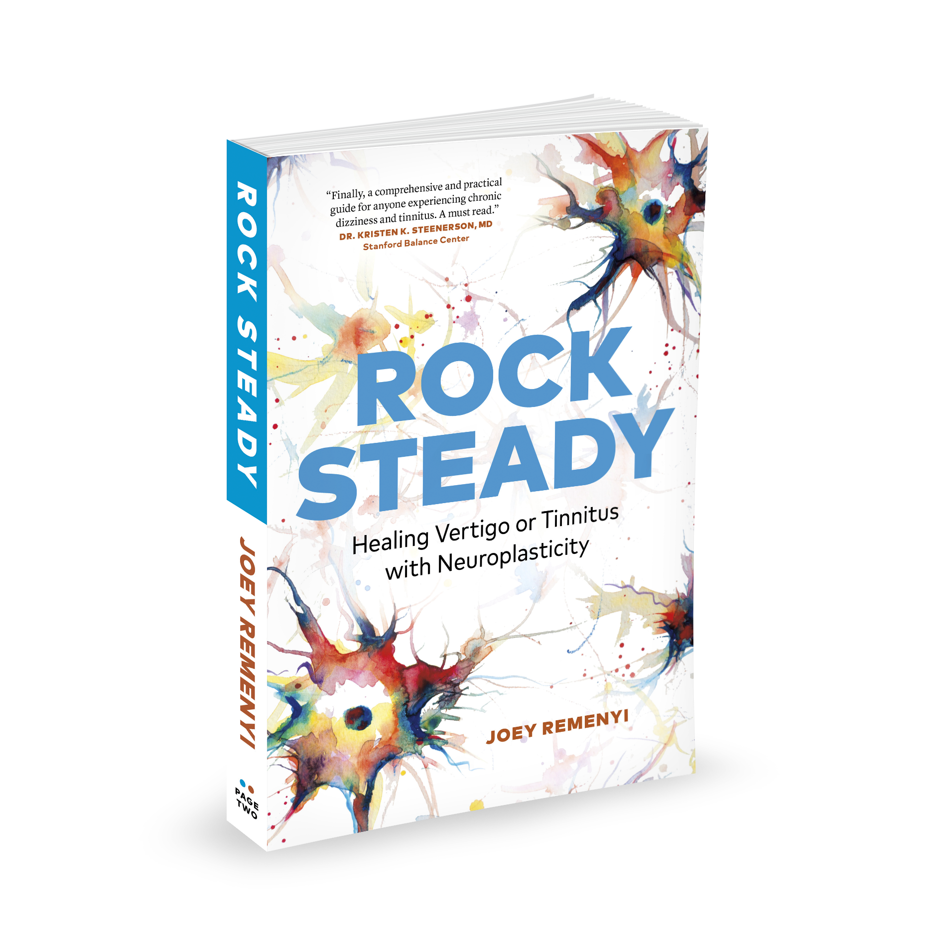 Rock Steady: The Book